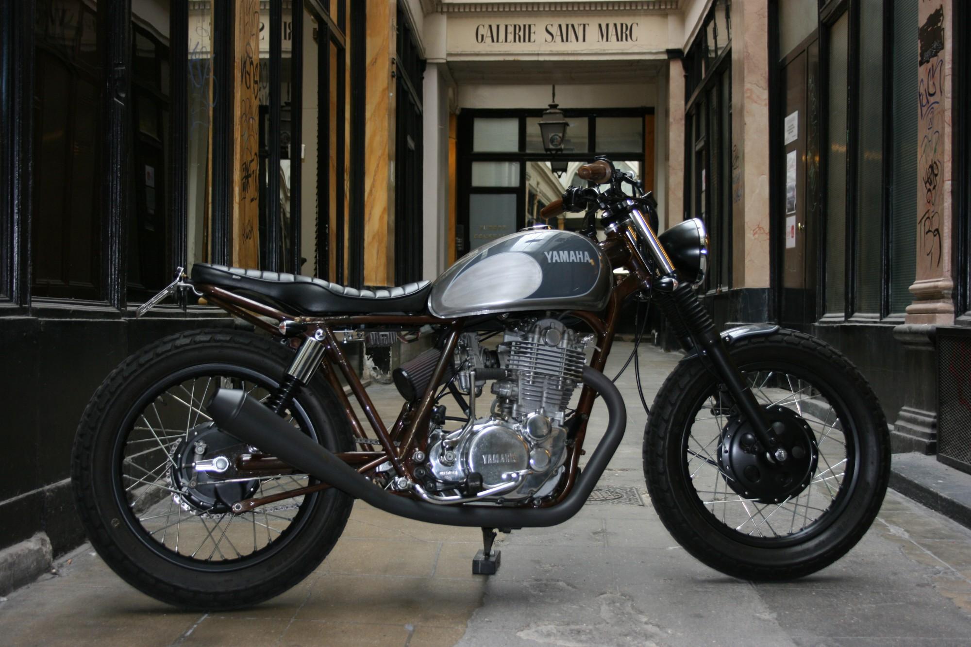 moto yamaha sr 500 occasion