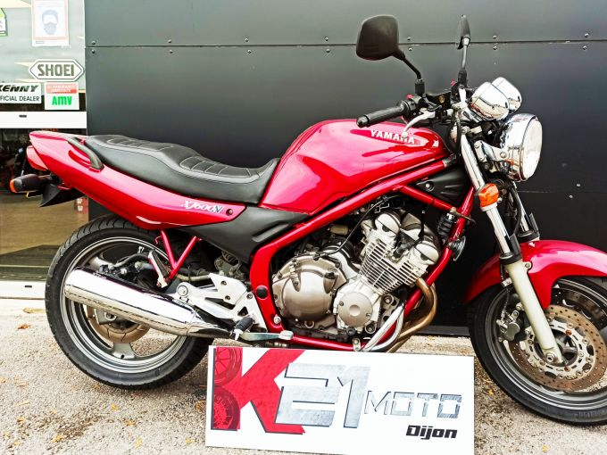 Yamaha XJ 750 - Technical Data, Images, Discussions