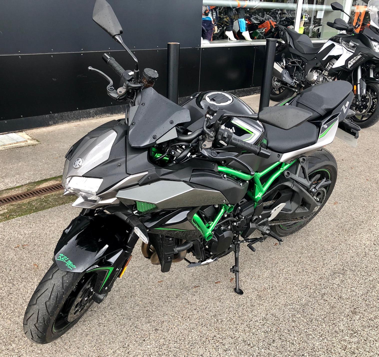 Premiera: Kawasaki ZH2 2020 - nowa era Zeta - strona 2