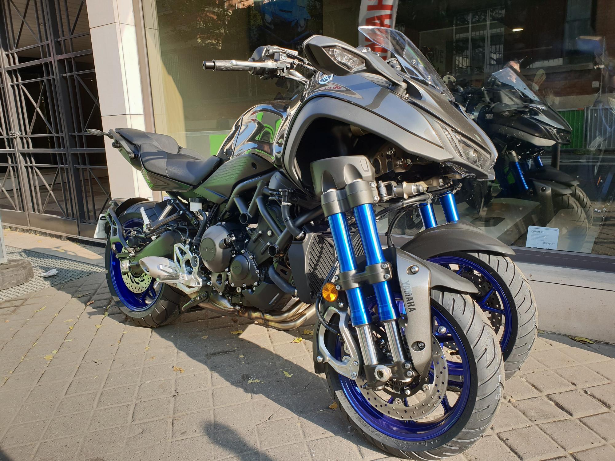 moto yamaha niken occasion - yamaha occasion france